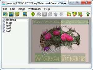 Easy Watermark Creator Screenshot
