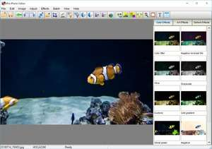Elfin Photo Editor Screenshot