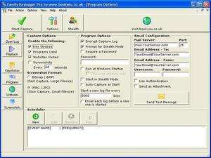Family Keylogger Pro Screenshot