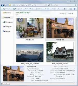 FastPictureViewer Codec Pack Screenshot