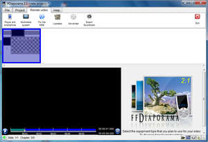 ffDiaporama Screenshot