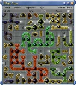 Fiber Tree Screenshot
