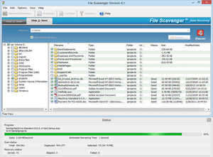 File Scavenger Screenshot