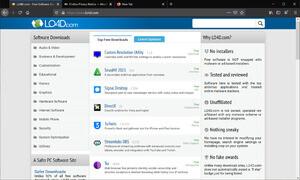 Firefox ESR Screenshot