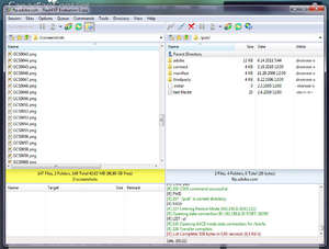 FlashFXP Screenshot