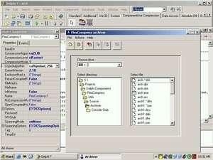 FlexCompress Screenshot