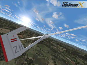 Flight Simulator X Screenshot