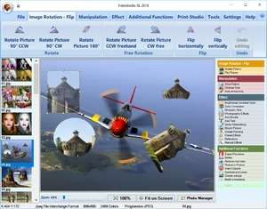 FotoWorks Pro Screenshot