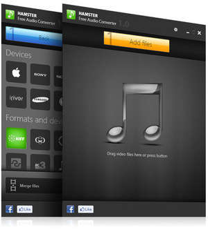 Free Audio Converter Screenshot