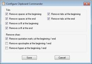Clipboard Replacement Programs - Screenshot for Free Clipboard Manager