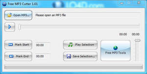 Audio Video Splitters - Screenshot for Free MP3 Cutter