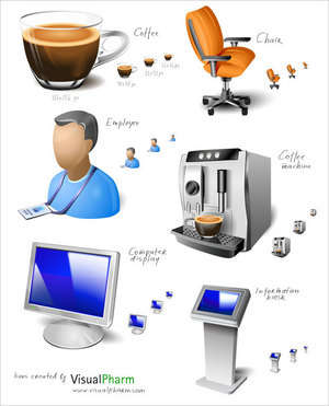 Free Vista Icon Set Screenshot
