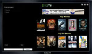 Internet TV Players - Screenshot for FritzTv