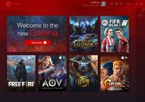 Garena Screenshot
