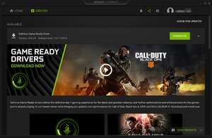 GeForce Experience Screenshot