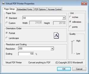 Go2PDF Screenshot