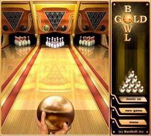 GoldBowl Screenshot