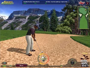 Sports Games - Screenshot for Golden Fairway MVP Golf