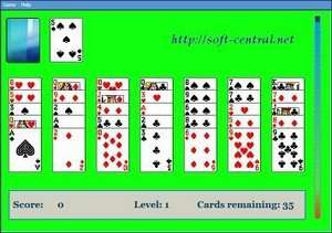 Card and Casino Games - Screenshot for Golf Solitaire