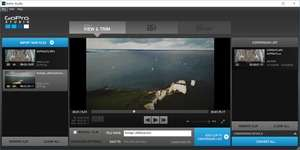 GoPro CineForm Studio Screenshot