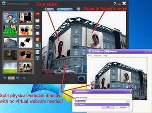 GorMedia Webcam Software Suite Screenshot