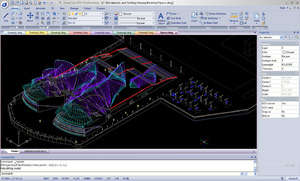 GstarCAD Screenshot
