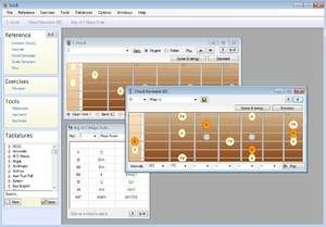 Musical Instrument Software - Screenshot for Guitar and Bass