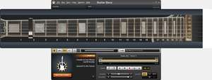 Musical Instrument Software - Screenshot for Guitar Guru