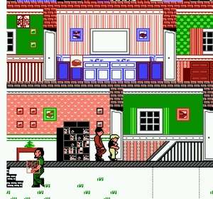 RPG Games - Screenshot for Home Alone