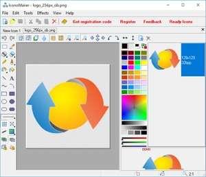 IconoMaker Screenshot