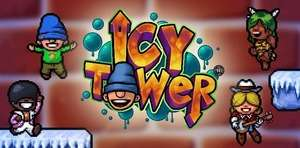 Adventure Games - Screenshot for Icy Tower