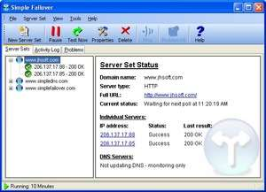 IE Addon - Screenshot for IE Timeout Tuner