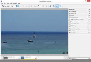 Image Data Converter Screenshot