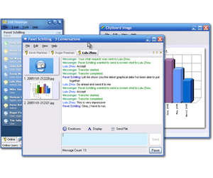 Inbit Messenger Screenshot