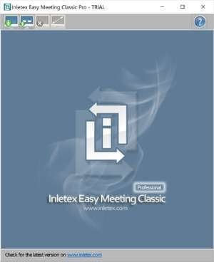 Remote Desktop Programs - Screenshot for Inletex Easy Meeting Classic