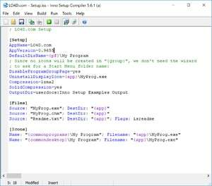 Download Inno Setup Compiler 6 0 2 (x64 & x32)