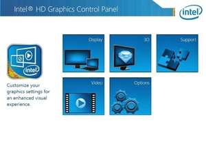Drivers - Screenshot for Intel Graphics Media Accelerator Driver