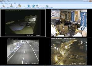 Video Capture Programs - Screenshot for IP Camera Viewer