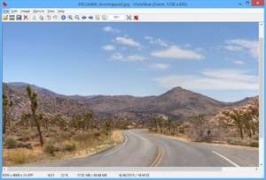 Image Viewers - Screenshot for IrfanView