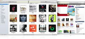MP3 Players - Screenshot for iTunes