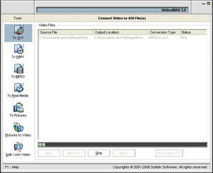 iVideoMAX Screenshot