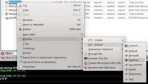 Compression - Screenshot for J7Z