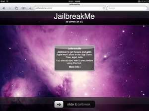 Jailbreak Me Screenshot