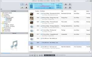 MP3 Players - Screenshot for JetAudio Basic