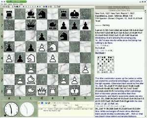 Jose Chess Screenshot