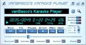 Karaoke Player Screenshot