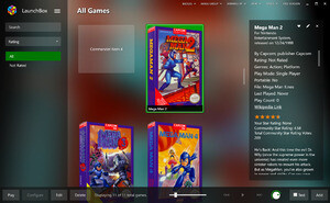 Console Emulators - Screenshot for LaunchBox