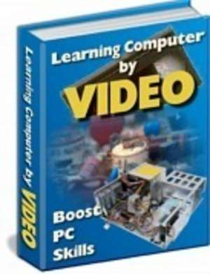 Educational Software - Screenshot for Learn Computers With Video
