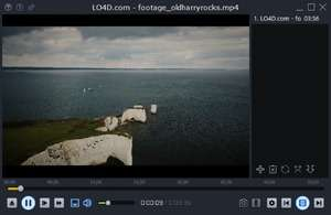 Video Players - Screenshot for Light Alloy