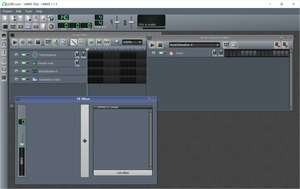 Audio Video Editing - Screenshot for Linux Multimedia Studio